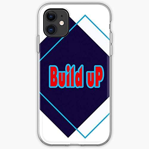 New Gym Build Trend Simple Anti- Choques y Anti- Arañazos con iPhone 12/11 Pro MAX 12 Mini SE X/XS MAX XR 8 7 6 6s Plus Funda Cajas del Teléfono