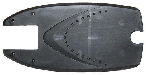 Trittbrett (Kunststoff schwarz) Ersatzteil für SXT Elektro Scooter