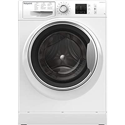 Hotpoint NM10944WSUK A+++ Rated Freestanding Washing Machine - White