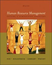 Human Resource Management: Gaining a Competitive Advantage with OLC card