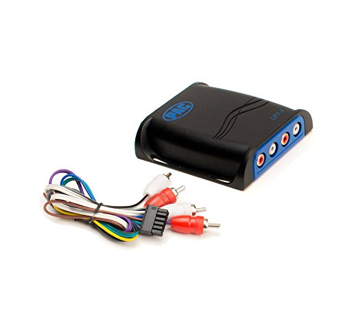 amplificador 4 canales fabricante PAC