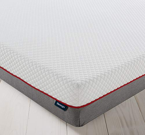 Silentnight Memory Foam Rolled Mattress | Medium | King