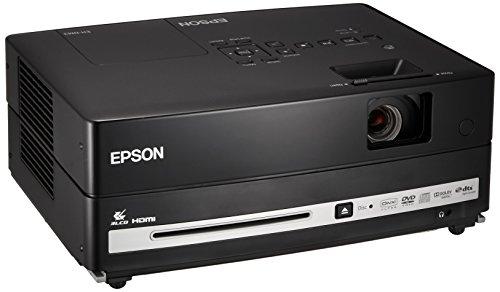 旧モデル エプソン dreamio DVD・スピーカー一体型ホームプロジェクター(3000:1 2000lm) EH-DM3