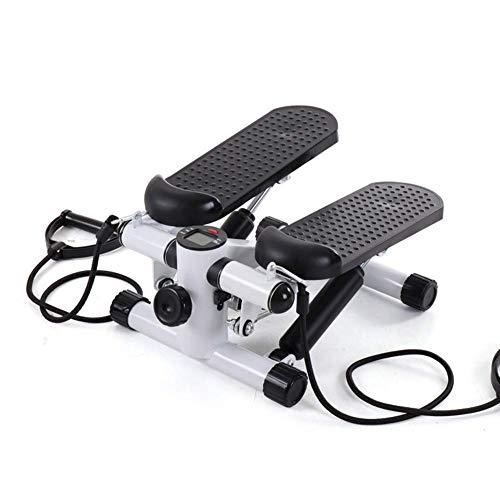SISHUINIANHUA Mini Studiogeräte Schwingen Stepper-Aerobic-Übung Arm-Schenkel Exerciser Fitness Maximale Belastbarkeit 110KG