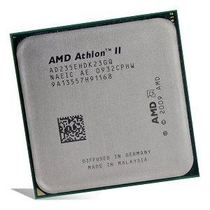 AMD Athlon II X2 235E 2.70GHz AD235EHDK23GQ Socket AM2+ AM3 CPU Processor (Renewed)