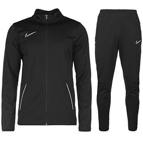 Nike Dri-FIT Academy Survêtement Homme, Noir/Blanc/Blanc, M