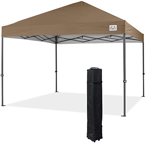 COOSHADE Durable Easy Pop Up Canopy Tent 12x12