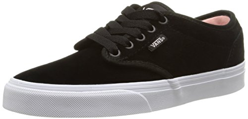 Vans - W Atwood Weather Suede, Sneakers da donna, Nero (Black (weather Suede/black/english Rose)), 36