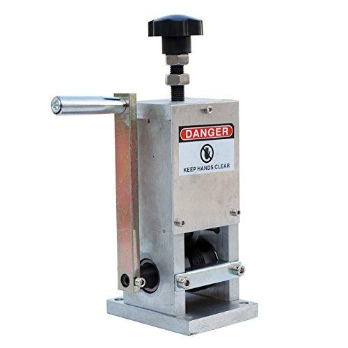 ECO-WORTHY Multifonction Cuivre Câble à Dénuder Pince à Dénuder Outils à Main 1,5-25 mm