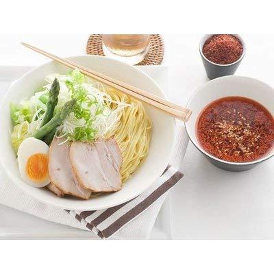 まるも 広島流 辛辛つけ麺 (生) たれ付き 2食入り 10袋セット