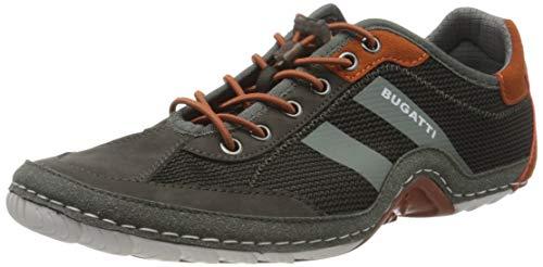 bugatti Herren 321924026900 Sneaker, Grau (Dark Grey 1100), 42 EU