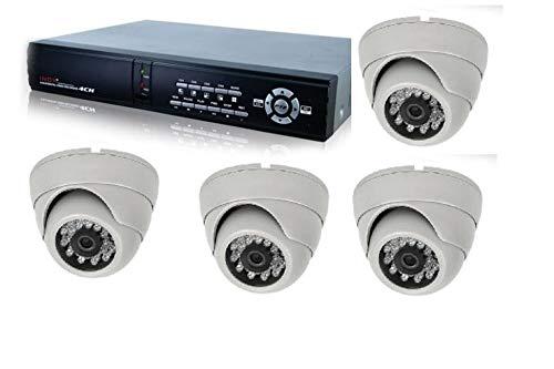 DVR Kit con 4 Camara 1080P | VIDEOVIGILANCIA