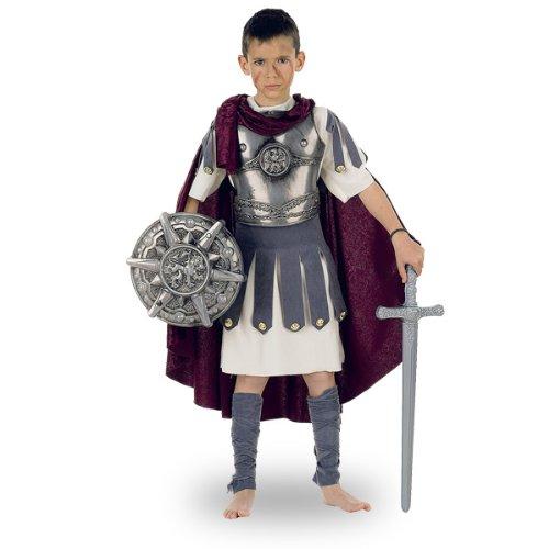 Limit Sport MI355 – Enfants Costume troyaner 4 pièces (Ceinture de guêtres de Panneau avec Cape de Poitrine)