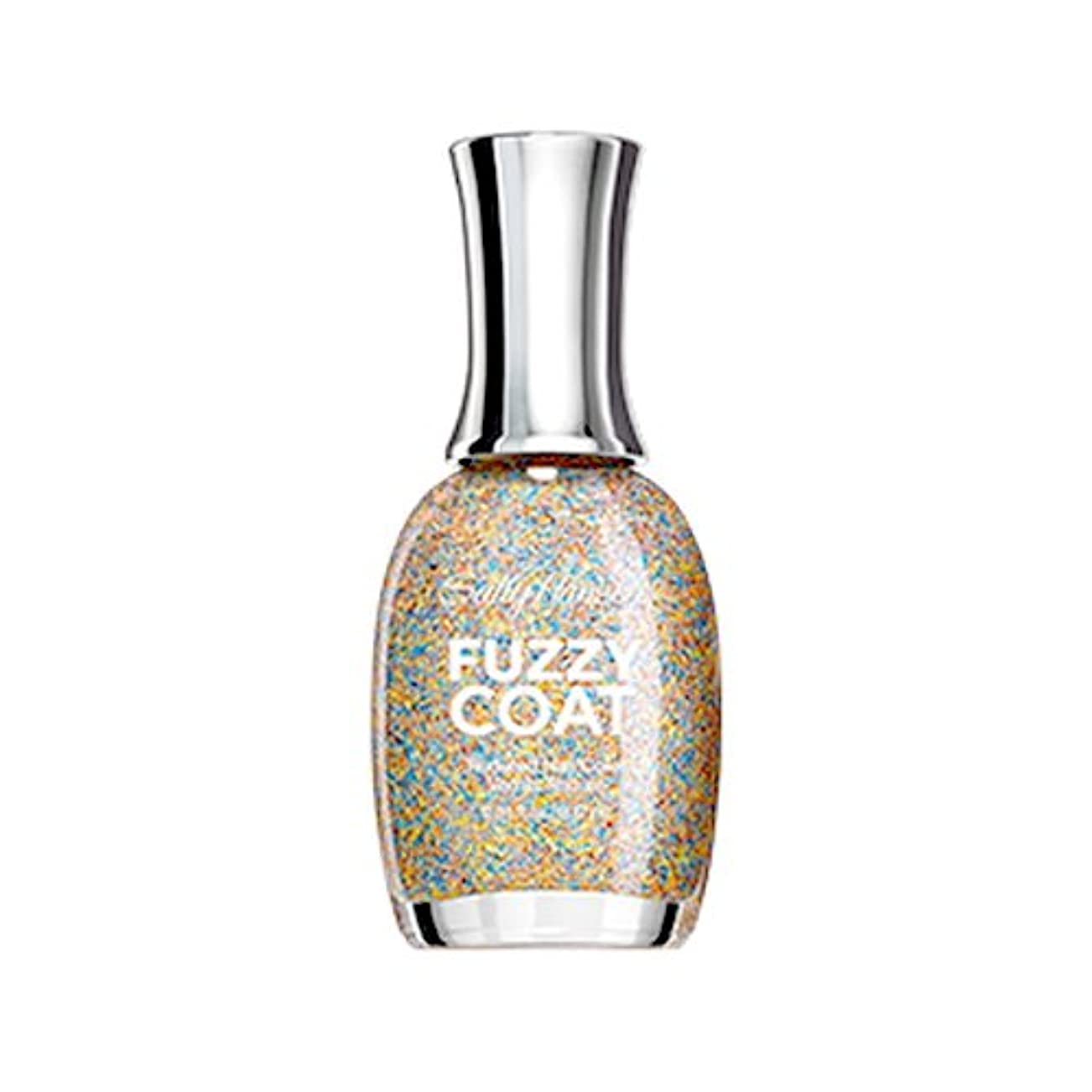 金額チャールズキージング不規則性(6 Pack) SALLY HANSEN Fuzzy Coat Special Effect Textured Nail Color - All Yarned Up (並行輸入品)