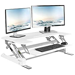 VIVO Height Adjustable Standing Desk