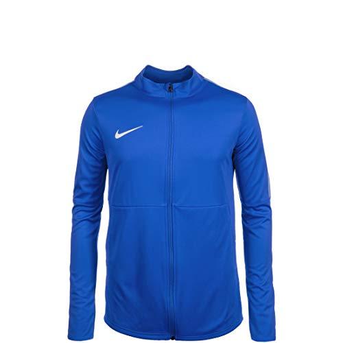 Nike Park18 Track Jacket Veste D'Entraînement Enfant Royal blue/White FR : M (Taille Fabricant : M)