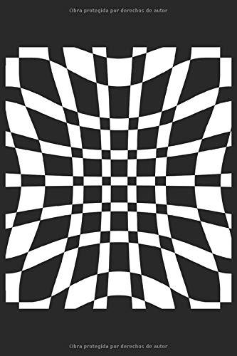 Verificar resumen de patrón blanco y negro: Tablero de damas Geometría rectangular...