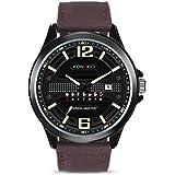 Tonnier Men's Fashion Minimalist Wrist Watch...
