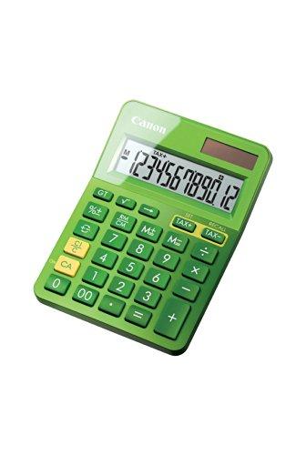 Canon 9490B002AA LS-123K Calculator - Green