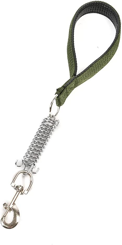 Medium High quality new Large Dog Buffer Leash with Cha Big Dogs Spring Ex-Short Max 66% OFF