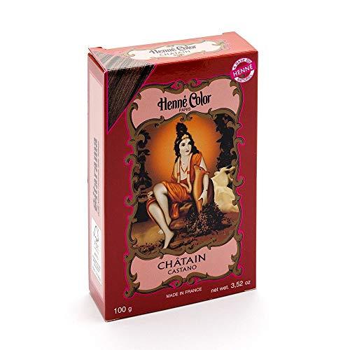 Sitarama Polvere Henne Color: Castano - 100g