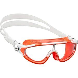 Cressi Baloo Goggles, Occhialini per Il Nuoto,Piscina e Snorkeling 2 a 7 Anni Unisex Bambini