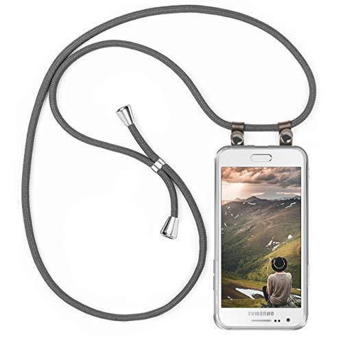 MoEx - Funda con cordón para Samsung Galaxy A3 (2015)