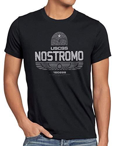 style3 USCSS Nostromo 180286 Camiseta...