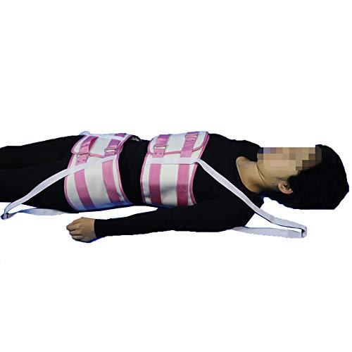 YFGlgy Sitzen und Entspannen - Die ultimative Rückentrage/Lendenwirbelsäulen-Traktion - Becken-Massagegerät für die schmerzlindernde Haltungskorrektur