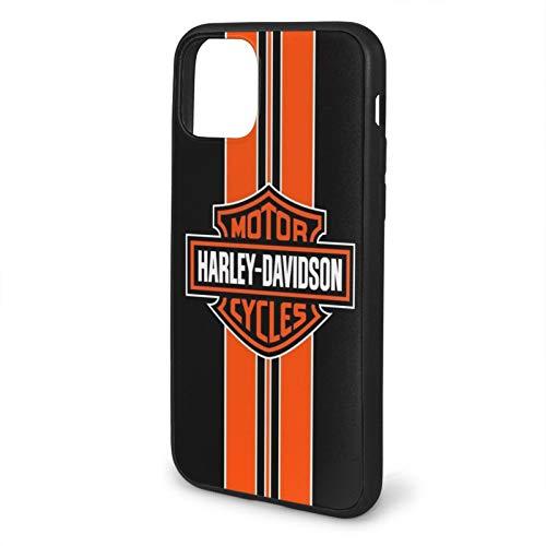 Custodia per iPhone 11 Pro di Harley Davidson, in materiale unisex, per proteggere la personalità del telefono, resistente alla polvere