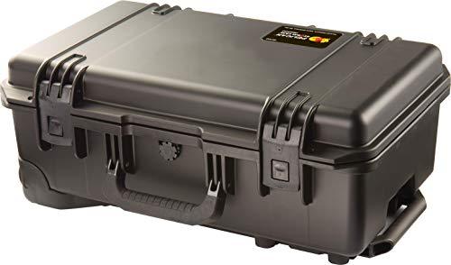pelican carryon rollers Waterproof Case Pelican Storm iM2500 Case With Foam (Black)