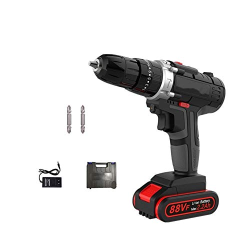 CPH20 88v Electric Drill Two-Speed Impact Drill Hand Electric Drill Ceramic Metal Drilling Tools