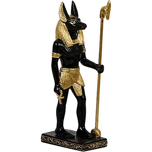 YTC Ägyptischer Gott Anubis stehend 8,5cm
