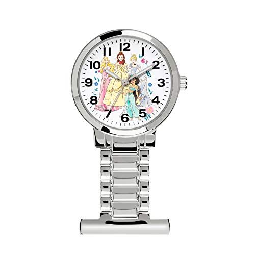 Disney Princess Quarz Uhr mit Metall Armband PN3000ARG