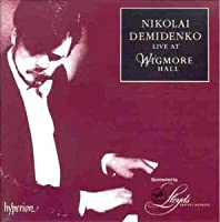 Live at the Wigmore Hall