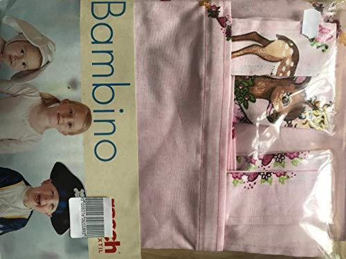 Rasch Schlaufenvorhang Vorhang Gardine 255x 135 cm rosa Prinzessin Lillifee REH Spiegelburg 966236