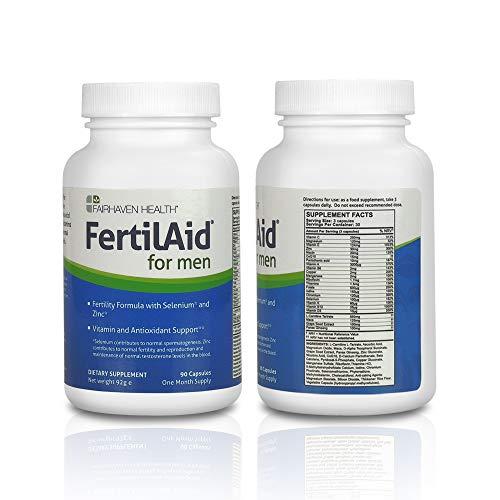 Fairhaven Health FertilAid for Men
