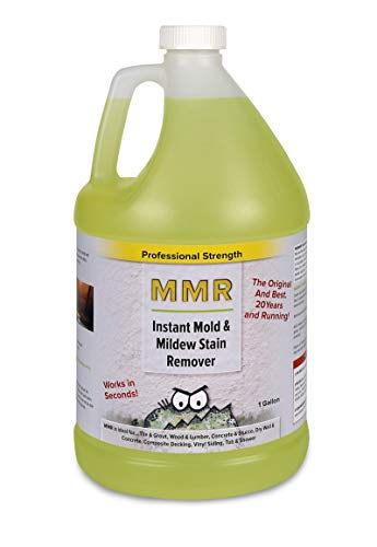 MMR Professional Strength Instant Mold and Mildew Stain...