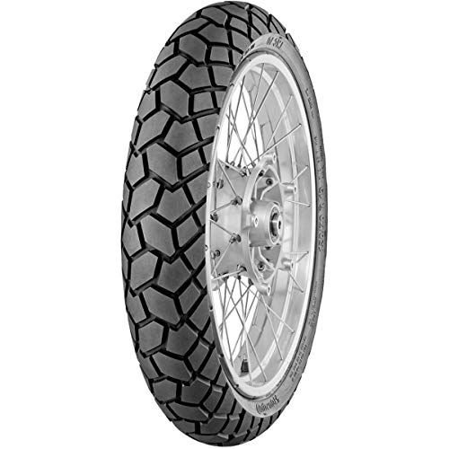 Continental 120/70ZR1758W tkc70F TL M + S -70/70/R1758W–a/a/70DB–Moto Neumáticos
