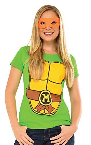 - Ninja Turtles T Shirt Kostüme