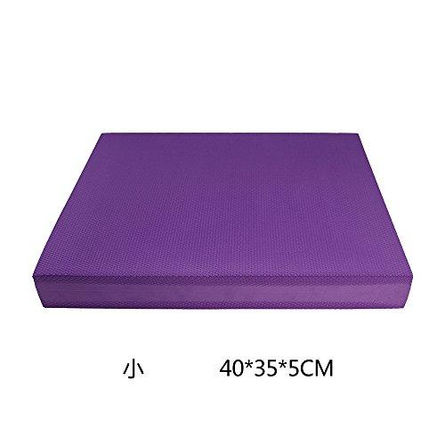 バランスパッド マット バランストレーニング ヨガ補助 ピラティス ダイエット 室内運動 リハビリ 高齢者 転倒防止 SGS環境保護認証 40x35x5cm/50x40x6cm