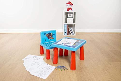 Conjunto silla,mesa y accesorios Paw Patrol 4144