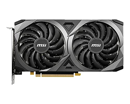 GeForce RTX 3060 Ti VENTUS 2X OCV1 Scheda video gaming