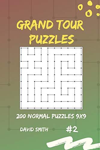 Grand Tour Puzzles - 200 Normal Puzzles 9x9 vol.2