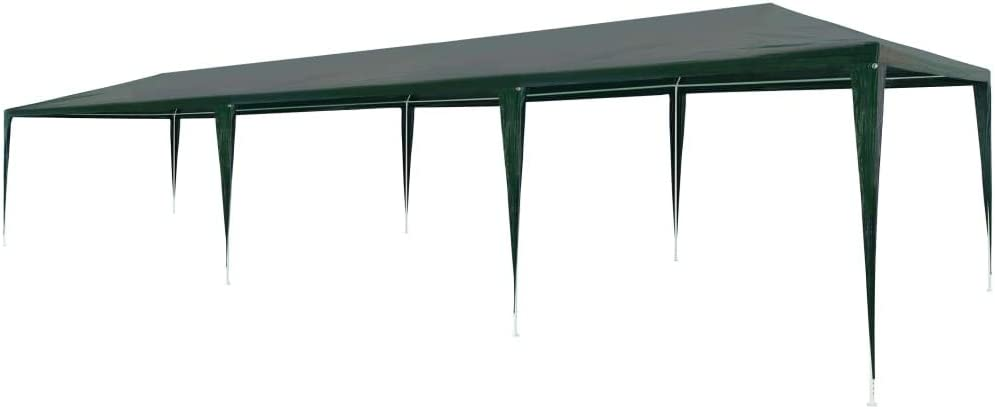 NusGear Party Tent PE Green 9'10