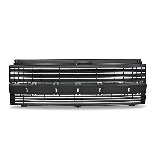 JOM Car Parts & Car Hifi GmbH 7H1853653OE Kühlergrill ohne Emblem, schwarz