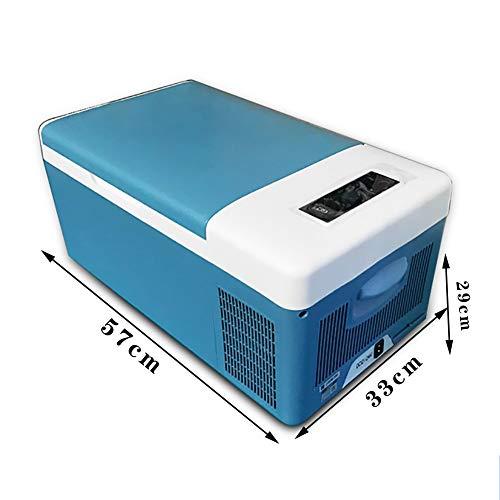 Mini Refrigerador congelador de coche Refrigerador del coche, hogar de compresión mini-nevera, congelador frigorífico vertical y horizontal Frigorífico, usados para almacenar frutas, verduras, bebid
