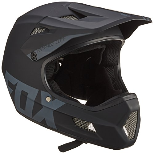 Fox Racing Rampage Comp Helmet Matte Black, XL
