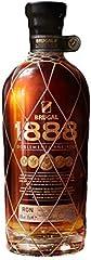 Brugal 1888 Ron - El Mejor Ron Gran Reserva