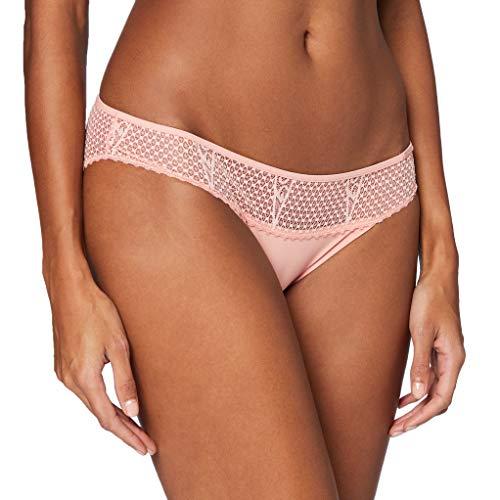 Calvin Klein Unisex Bikini Dessous, Erdbeere-Champagner, XL